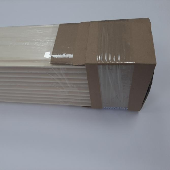 Вагонка из осины в упаковке