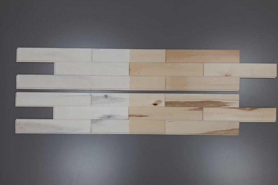 Стеновые панели из липы