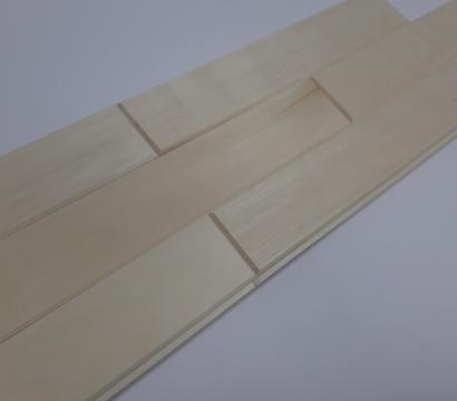 Стеновые панели из осины сорт А